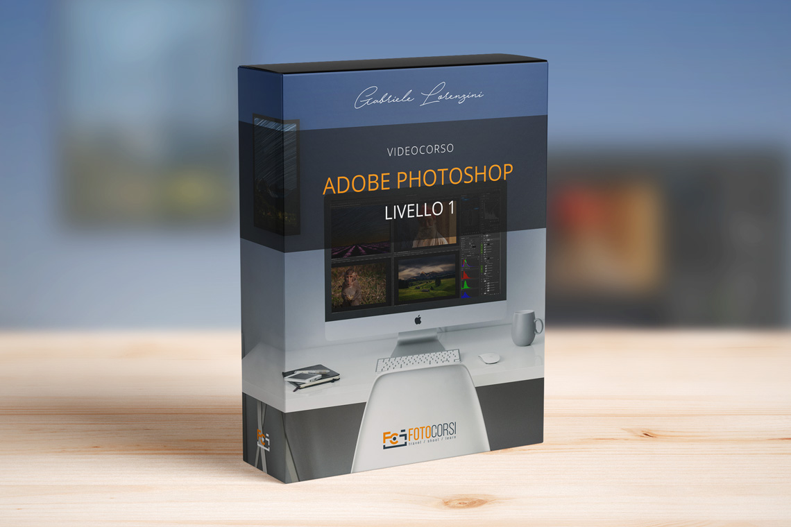 Adobe Photoshop Liv. 1 Index