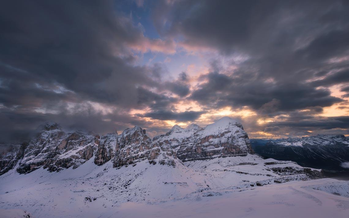 Dolomiti Nikon School Workshop Paesaggio Notturna Via Lattea Startrail 00043