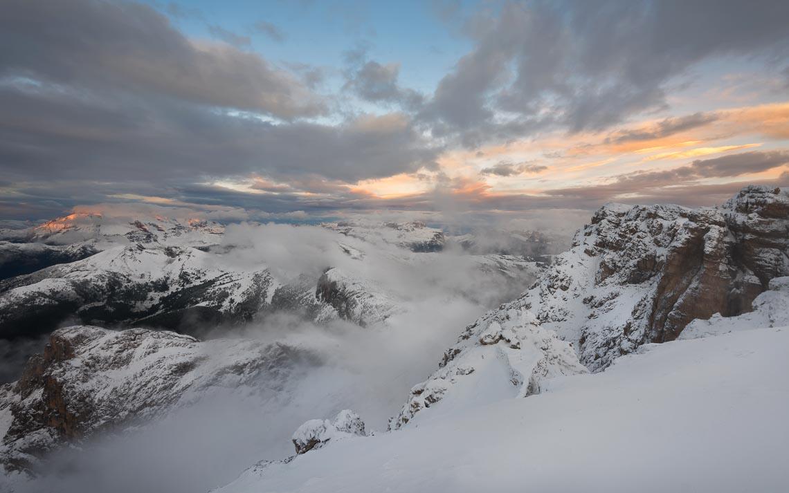 Dolomiti Nikon School Workshop Paesaggio Notturna Via Lattea Startrail 00044