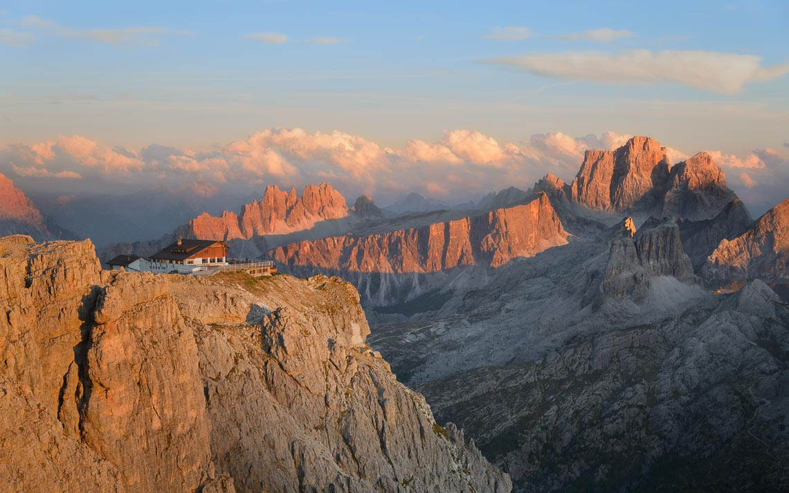 Dolomiti Nikon School Workshop Paesaggio Notturna Via Lattea Startrail 00054