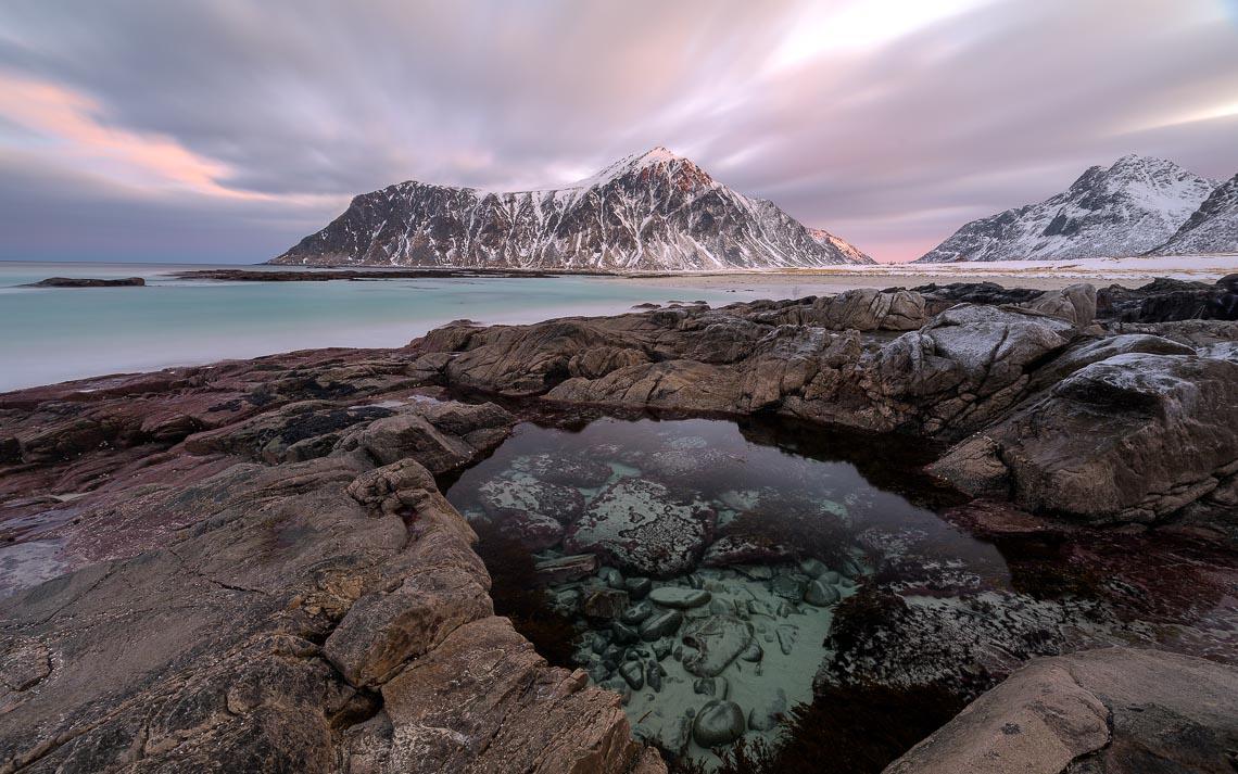 Lofoten Norvegia Nikon School Viaggio Fotografico Workshop Aurora Boreale Paesaggio Viaggi Fotografici 00027