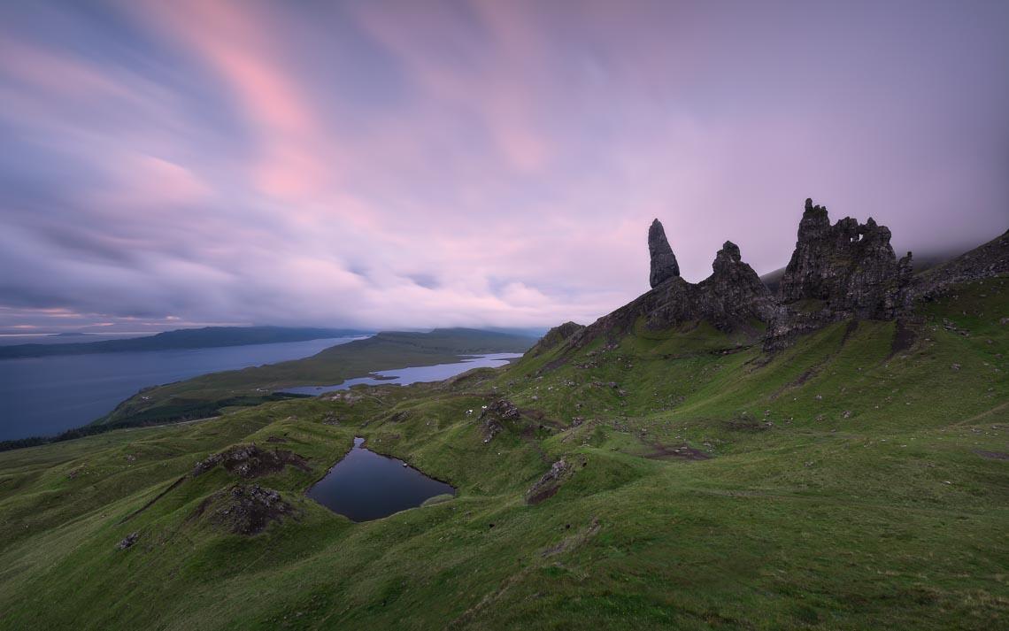 Scozia Nikon School Viaggio Fotografico Workshop Paesaggio Viaggi Fotografici Skye Glencoe Harris 00005