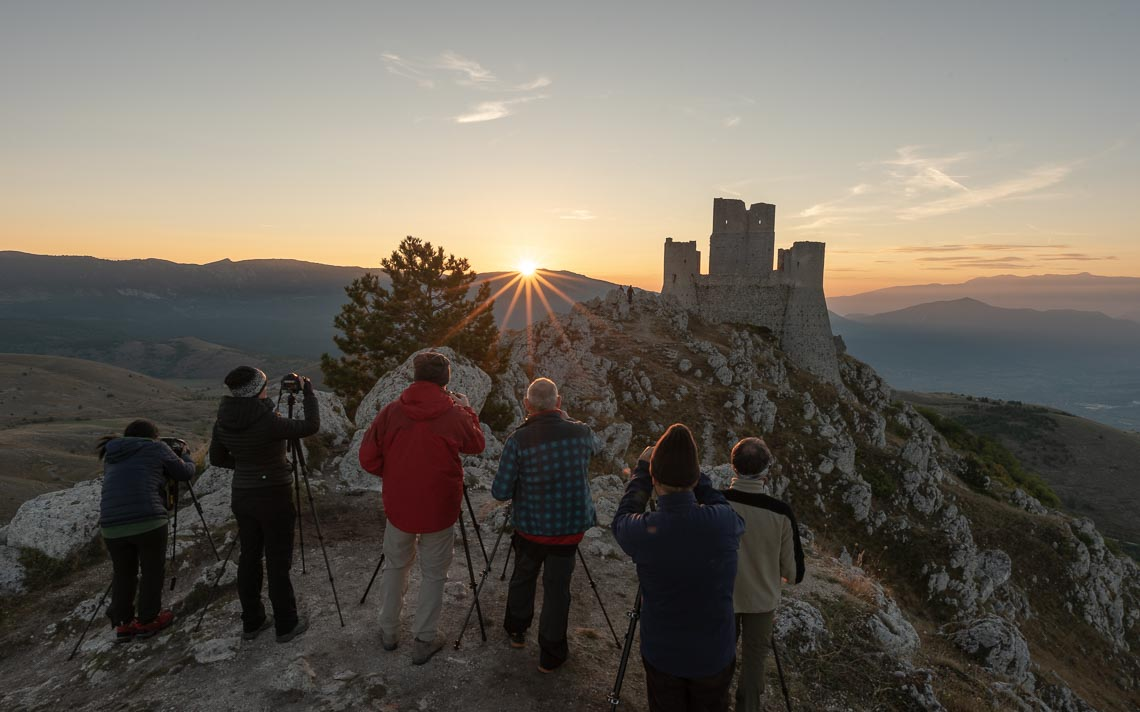 Abruzzo Nikon School Workshop Paesaggio Notturna Via Lattea Startrail 00012