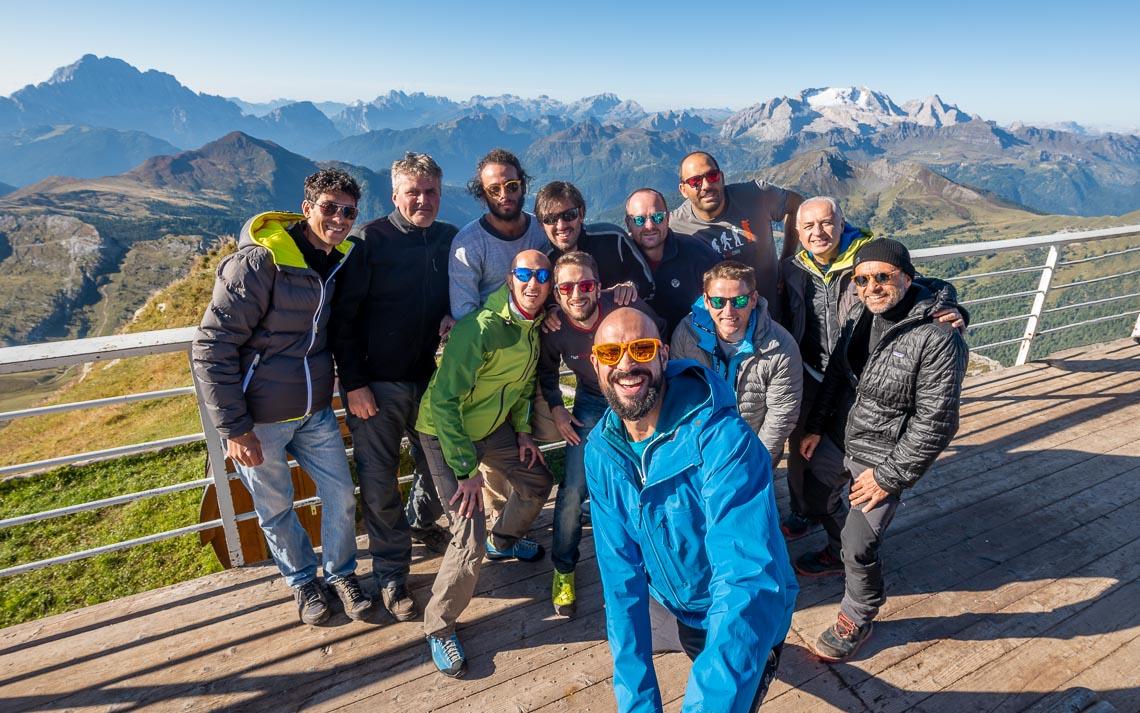 Dolomiti Rifugi Nikon School Workshop Paesaggio Notturna Via Lattea Startrail 00057