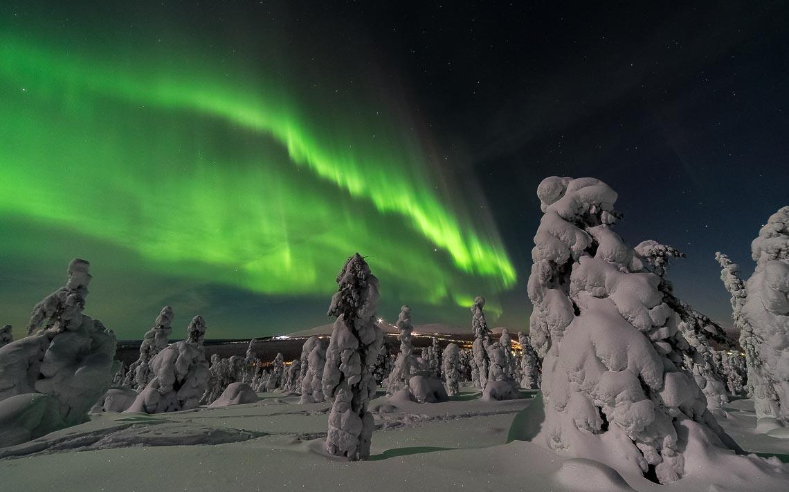 Lapponia Finlandia Svezia Nikon School Viaggio Fotografico Workshop Aurora Boreale Paesaggio Viaggi Fotografici 00030