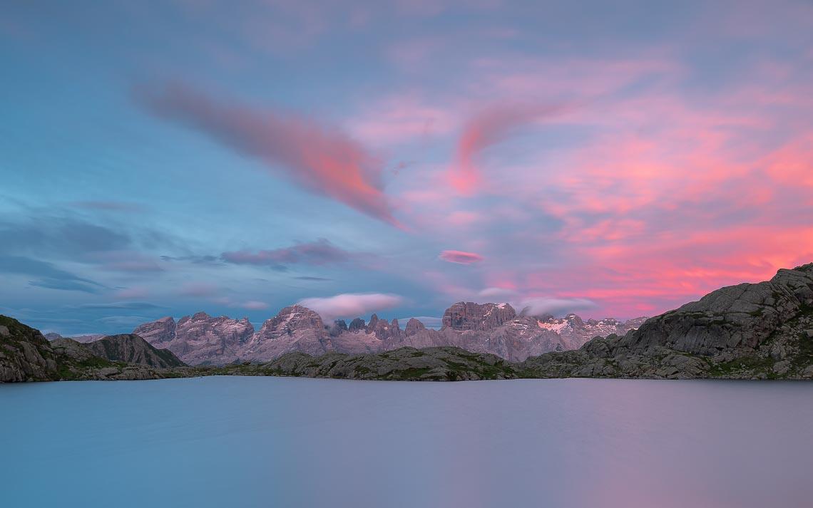 Dolomiti Nikon School Workshop Paesaggio Lago Nero Adamello Brenta 00007