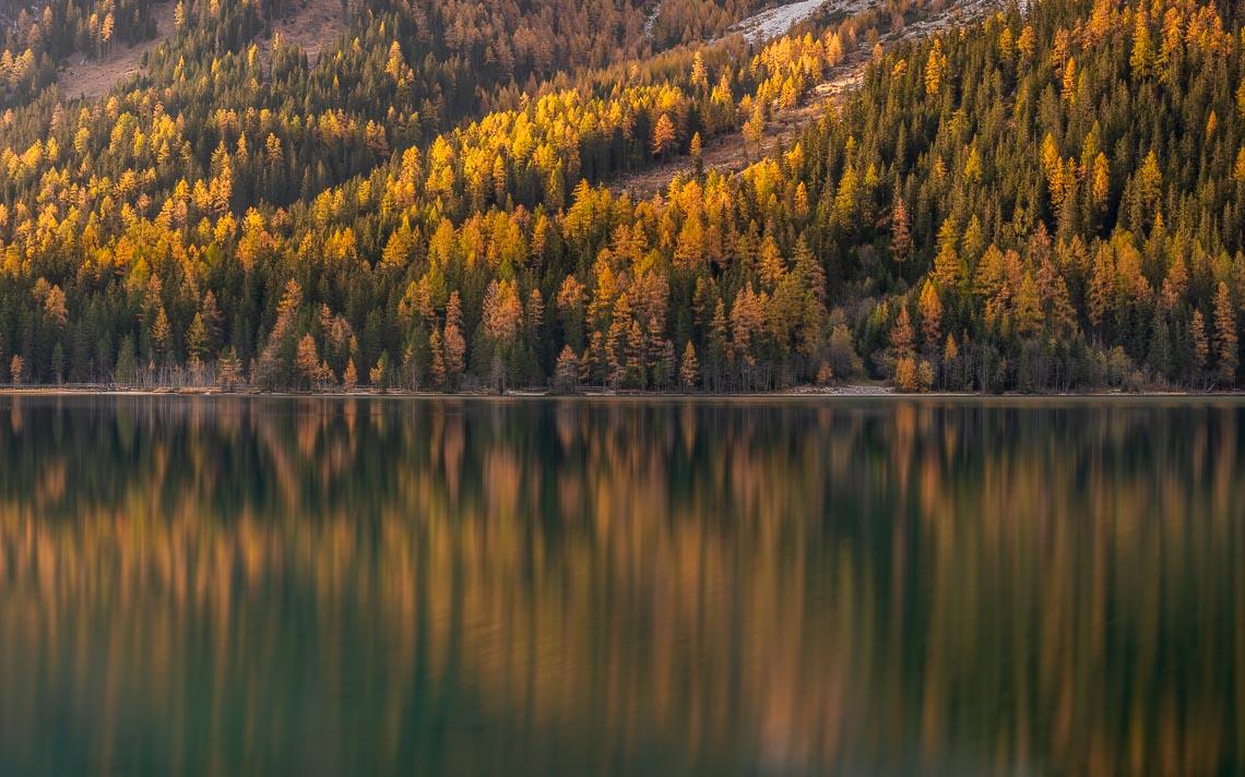 Dolomiti Foliage Autunno Nikon School Workshop Paesaggio Notturna Via Lattea Startrail 00034