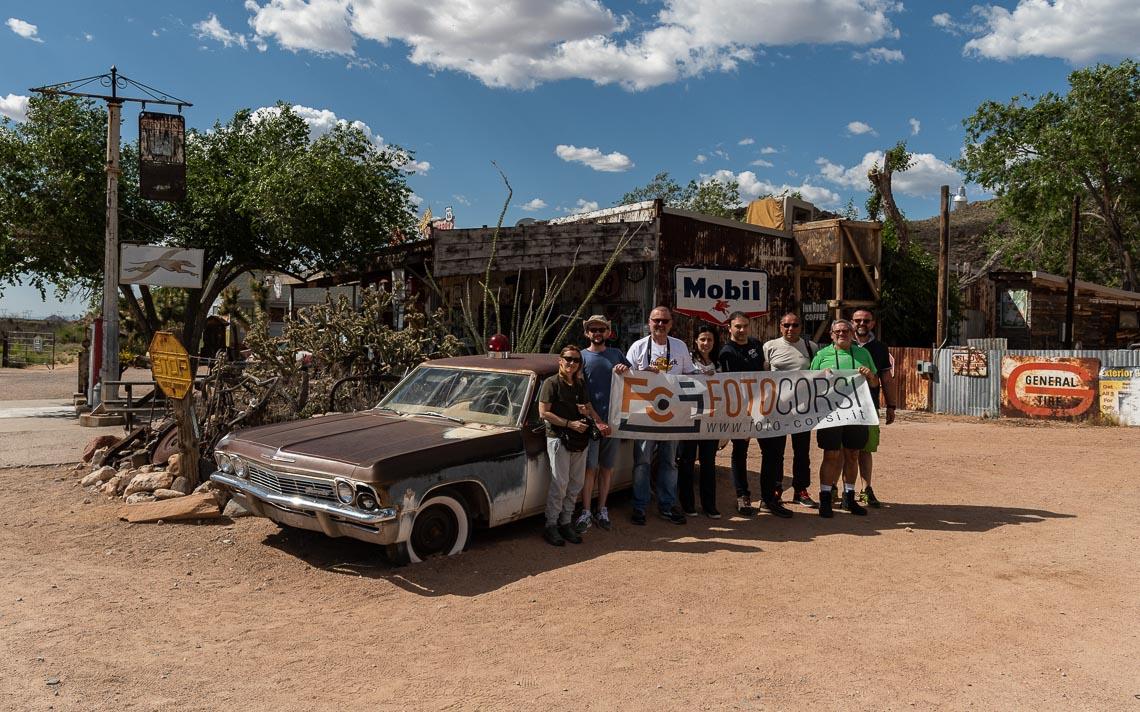 Usa Stati Uniti Nikon School Viaggio Fotografico Workshop Parchi Ovest 00041