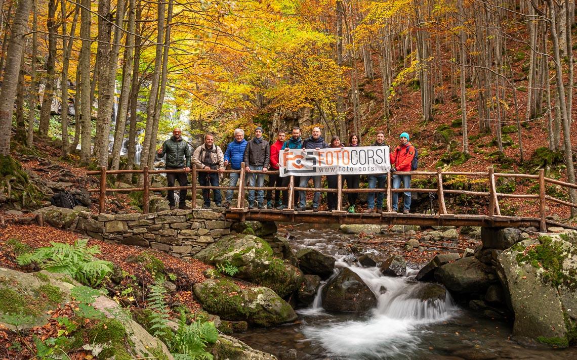 Foliage Autunno Nikon School Workshop Paesaggio Appennino 00026