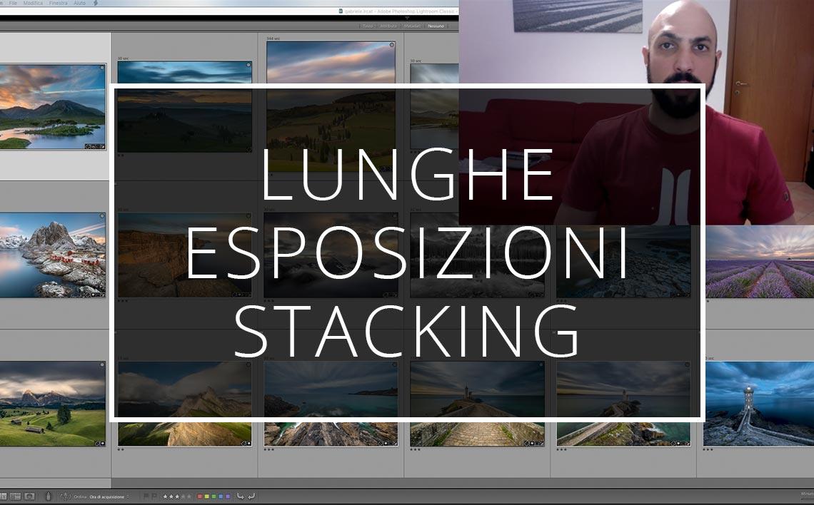 20 03 22 Lunghe Esposizioni Stacking Videotutorial Webinar Tutorial