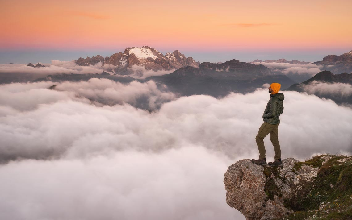 Dolomiti Nikon School Workshop Paesaggio Notturna Via Lattea Startrail 00058