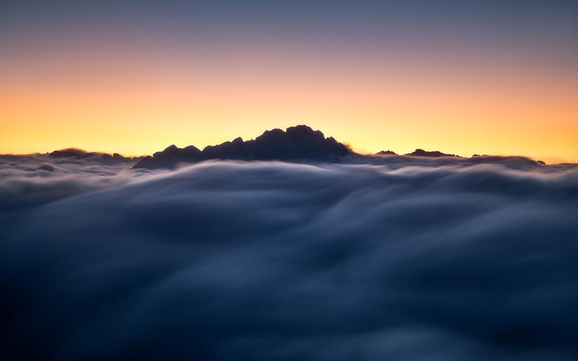 Dolomiti Nikon School Workshop Paesaggio Notturna Via Lattea Startrail 00062