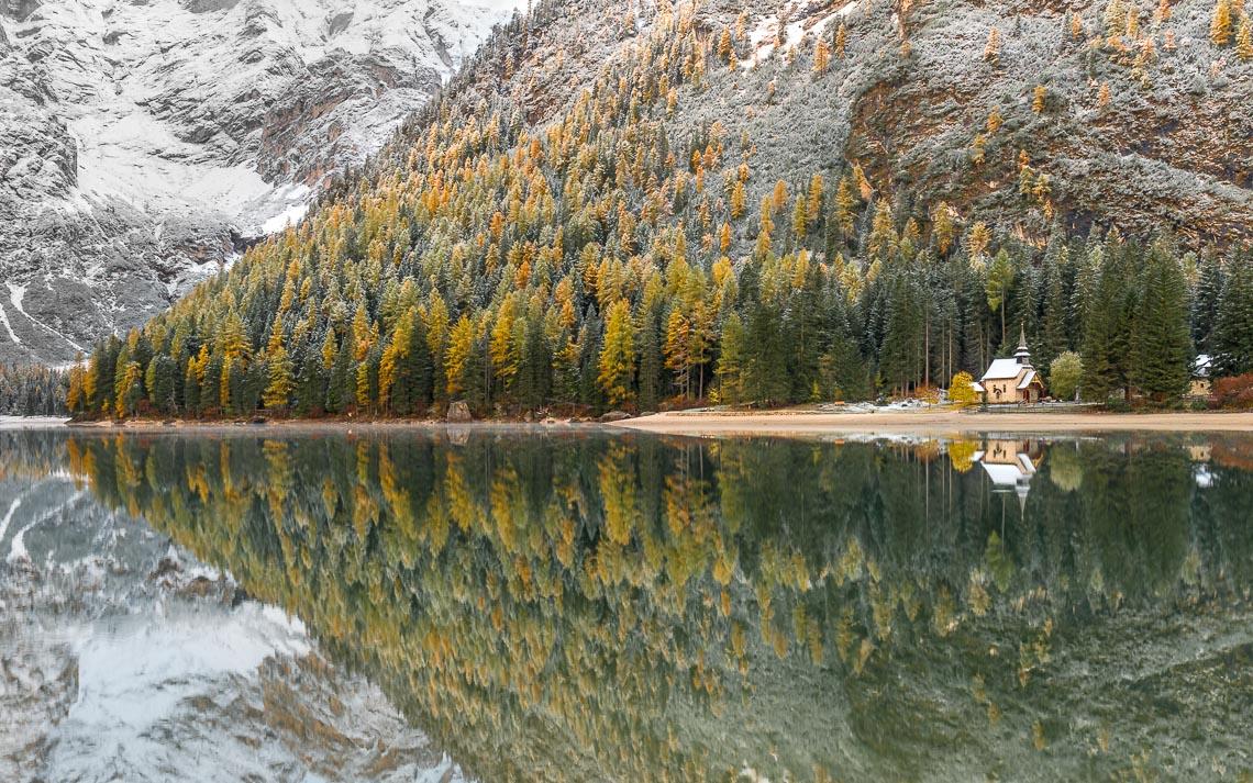 Dolomiti Inverno Braies Giau Anterselva Nikon School Workshop Paesaggio Notturna Via Lattea Startrail 00002