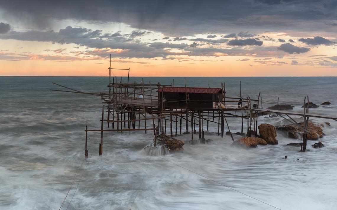 Abruzzo Nikon School Workshop Paesaggio Notturna Via Lattea Startrail 00023