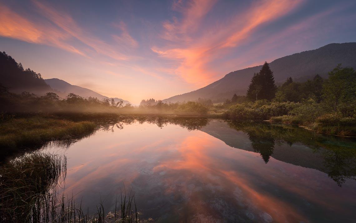 Slovenia Bled Foliage Autunno Viaggio Fotografico Nikon School Workshop Paesaggio Viaggi Fotografici 00032