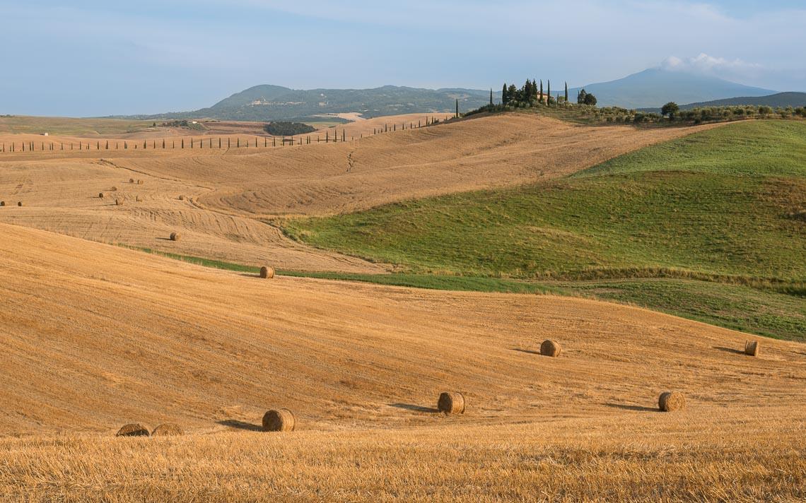 Val Orcia Toscana Nikon School Workshop Paesaggio Notturna Via Lattea Startrail 00006