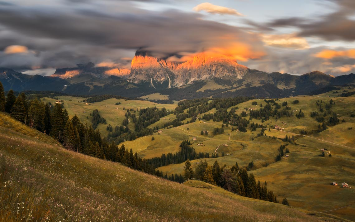 Dolomiti Foliage Autunno Nikon School Workshop Paesaggio Notturna Via Lattea Startrail 00013